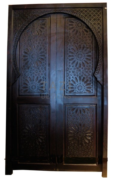 Door Moresque (Front)
