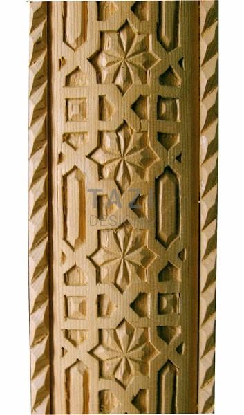 Carved Door Trim Tazi Designs