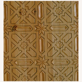 Moroccan Carved Panel – 40
