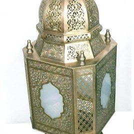 An Upscale Moorish Lantern – Riad Fes