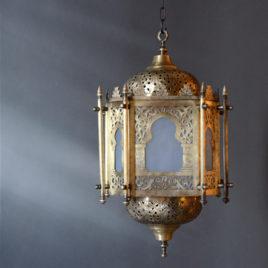 Brass Pendant Light – Pasha 2