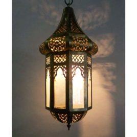 Entryway Moorish Pendant Lantern