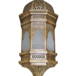 Andalusia – Moroccan Lamp (Small)