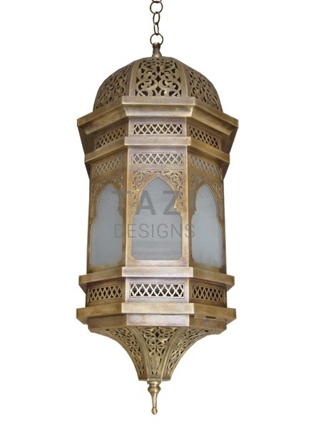 Andalusia Moroccan Lamp Small Tazi Designs