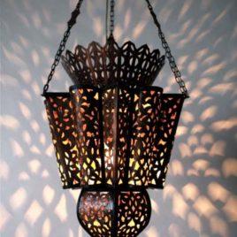 Moorish Copper Fixture – My Berber Lady