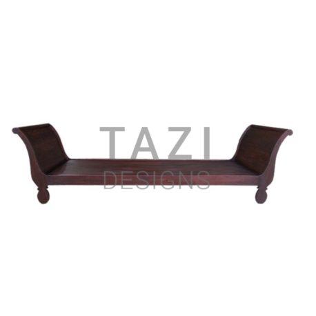 Tazi Wooden Bench