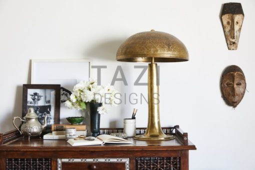Tazi Designs Table Lamp Interior