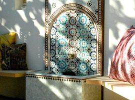 Mosaic Fountains