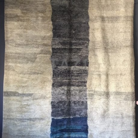 Hanging Striped Rug