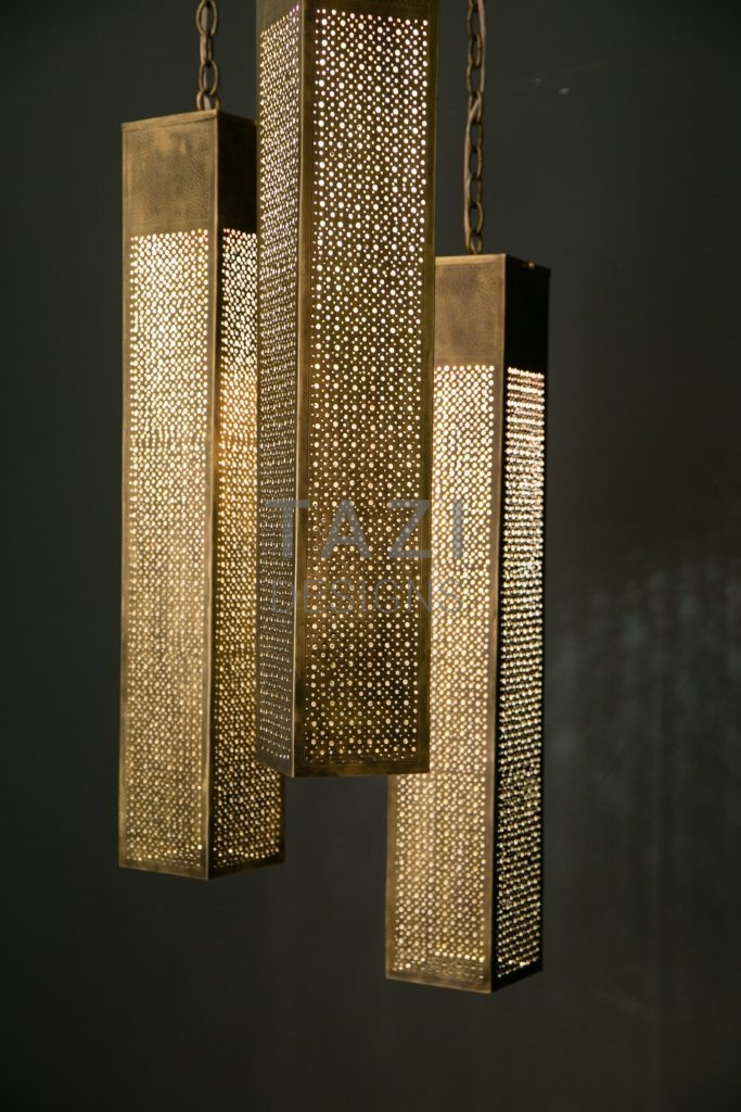 Contemporary lights tazi designs moroccan prism hanging lights chandelier arubaitofo Gallery