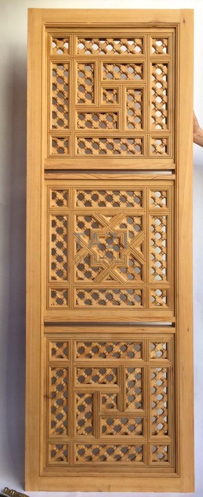 Handmade Moroccan Woodwork Mashrabiya Tazi Designs