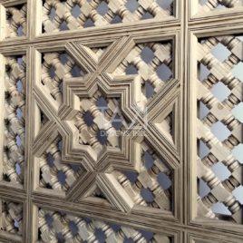 Handmade Moroccan Woodwork – Mashrabiya