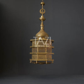Arca Moroccan Light Fixture