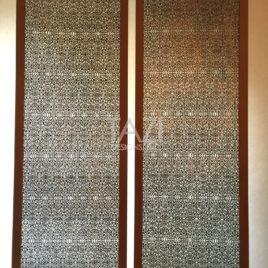 Handmade Moroccan Brass Panels