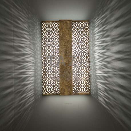 Light-wallSconce-Lit