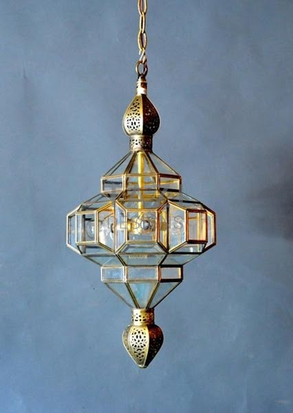 Tazi Designs Moroccan Hanging Light