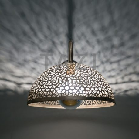 Moroccan Hanging Light by Tazi Designs