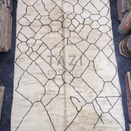 Moroccan Rug by Tazi Designs