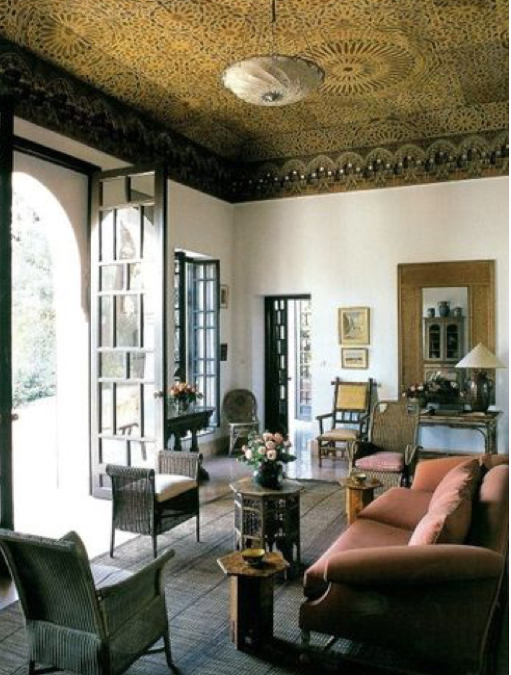 Lovely Moroccan Interiors